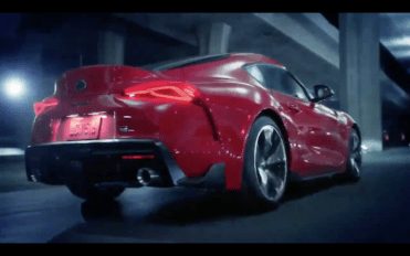 Toyota Supra A90 Accidentally Unveiled Ahead of Debut 4