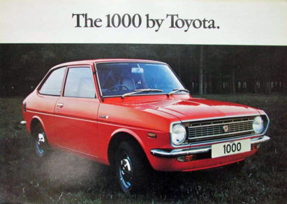 Remembering the Toyota Starlet 2