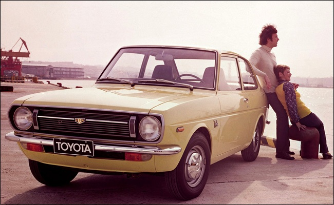 Remembering the Toyota Starlet 4