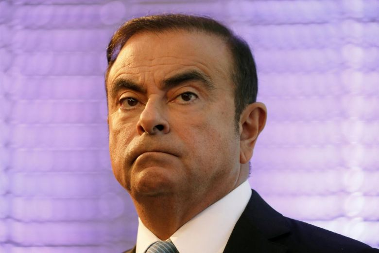 Carlos Ghosn Denies Accusations in His First Appearance Against the Court 5