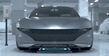 Hyundai and Kia Wireless EV Charging and Autonomous Parking Concept 1