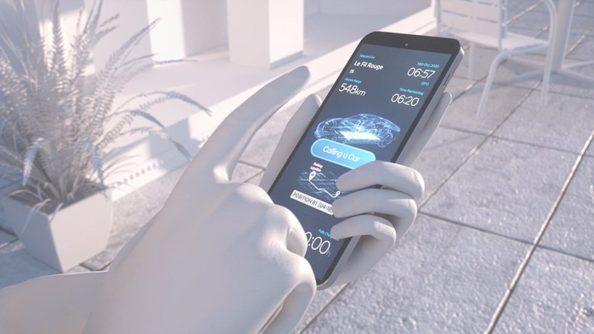 Hyundai and Kia Wireless EV Charging and Autonomous Parking Concept 4