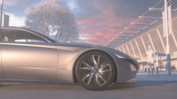 Hyundai and Kia Wireless EV Charging and Autonomous Parking Concept 5
