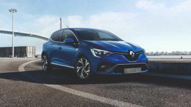 2019 Renault Clio V Revealed Ahead of Geneva Debut 1