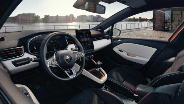 2019 Renault Clio V Revealed Ahead of Geneva Debut 11