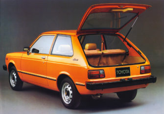 Remembering the Toyota Starlet 10