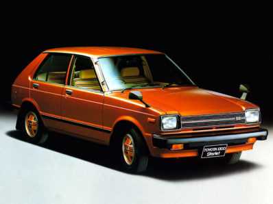 Remembering the Toyota Starlet 14