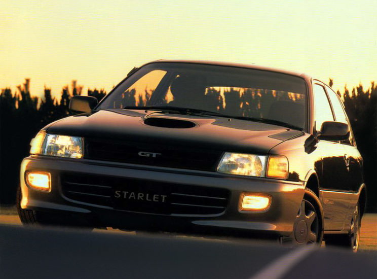 Remembering the Toyota Starlet 1