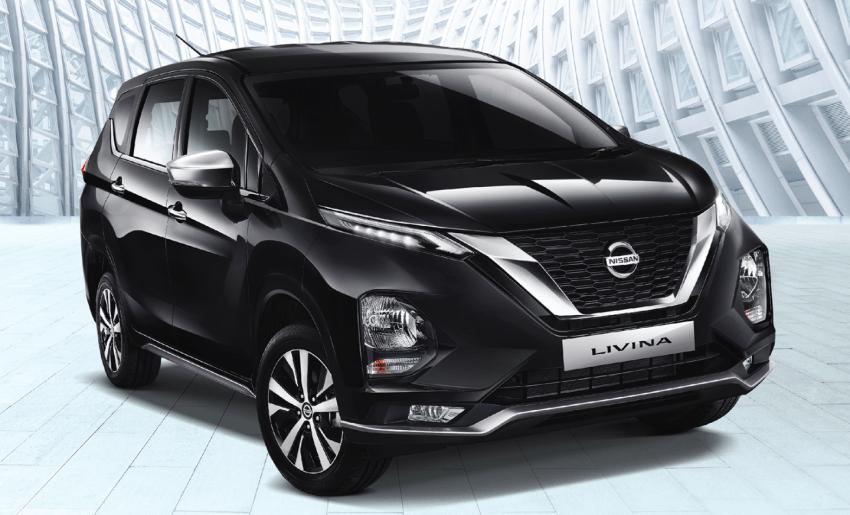 2019 Nissan Grand Livina Debuts in Indonesia 1