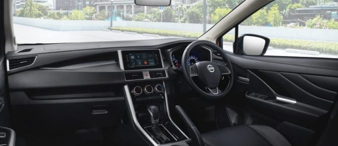 2019 Nissan Grand Livina Debuts in Indonesia 8