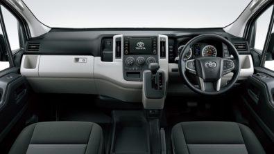 History of Toyota HiAce 36