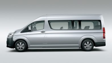 All New 2019 Toyota HiAce Debuts 2