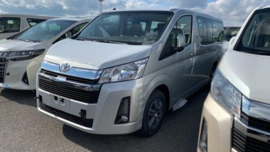 Toyota All Set to Launch the Next Generation HiAce 6