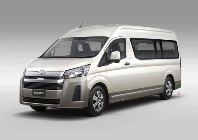 Toyota All Set to Launch the Next Generation HiAce 1