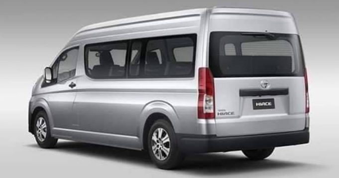Toyota All Set to Launch the Next Generation HiAce 5