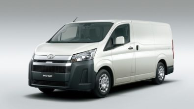 All New 2019 Toyota HiAce Debuts 6
