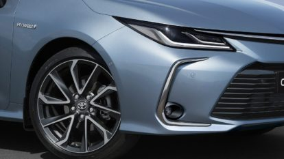 How Will the Next Generation Toyota Corolla for Pakistan Look Like? 14