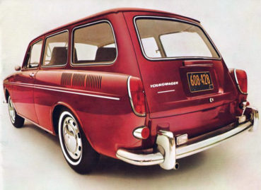 Remembering the Type-3 Volkswagen Variant 7