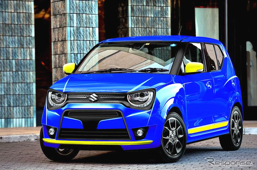 Next Generation Suzuki Alto to Debut in October 2019 10