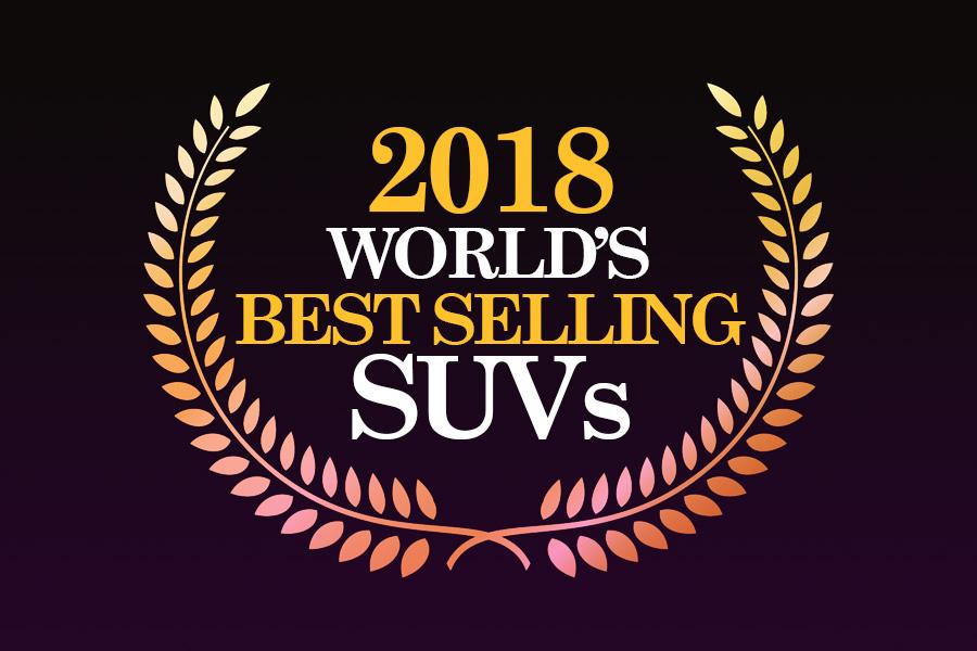 2018- World's Best Selling SUVs 4