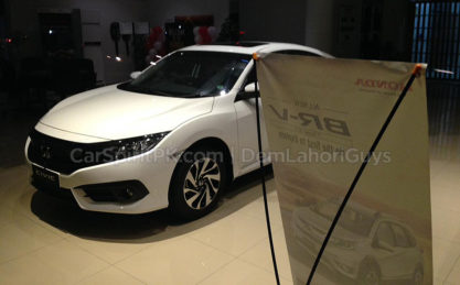 Honda Civic 1.5L Turbo Relaunched 3