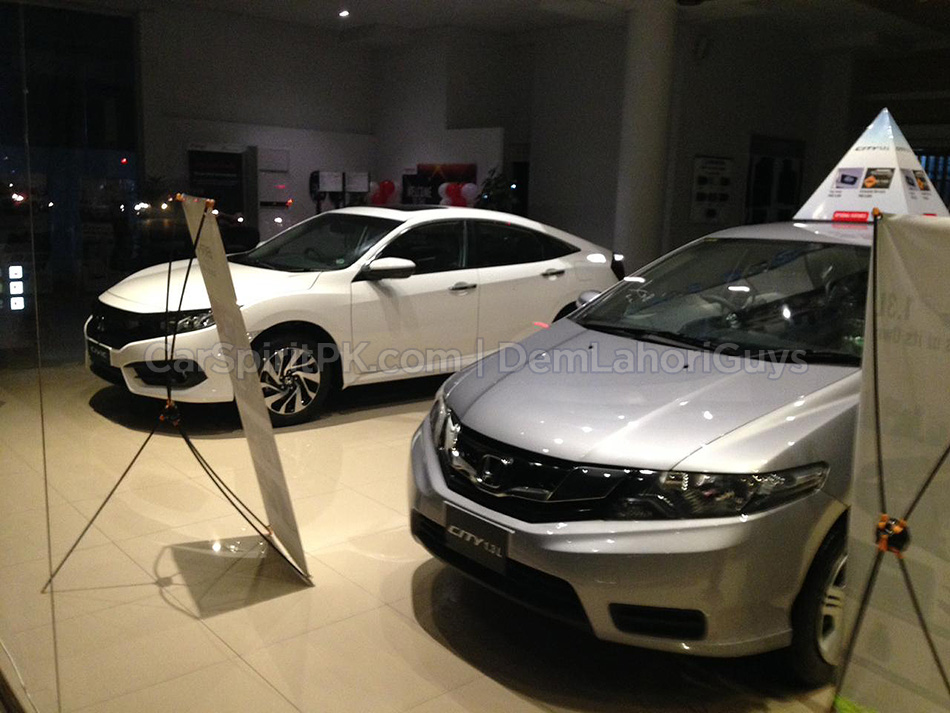 Honda Civic 1.5L Turbo Relaunched 4