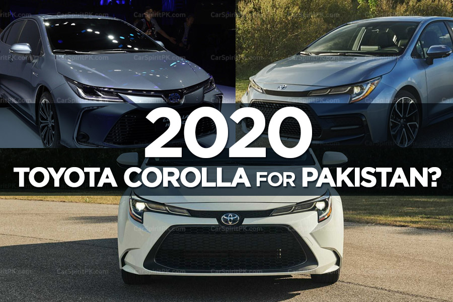 How Will the Next Generation Toyota Corolla for Pakistan Look Like? 1