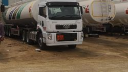 FAW Delivers OGRA Compliant Trucks to Shell and PSO 1
