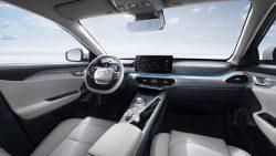 Geely Unveils GE11 Electric Sedan 13