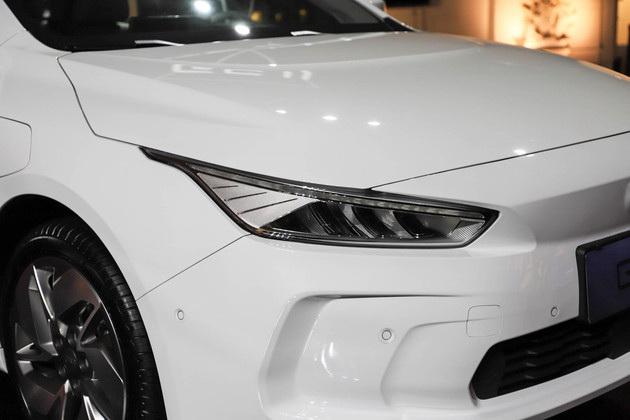 Geely Unveils GE11 Electric Sedan 1