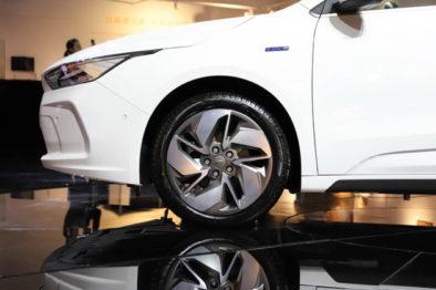 Geely Unveils GE11 Electric Sedan 8