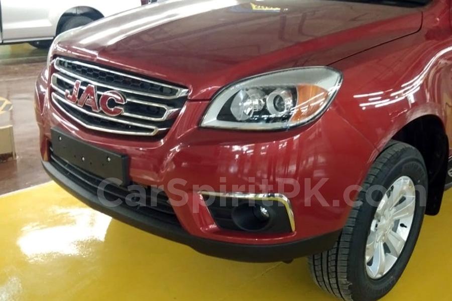 JAC T6 Arrives at Ghandhara Nissan Plant 3