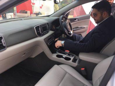 Kia to Launch Sportage SUV in Pakistan 4