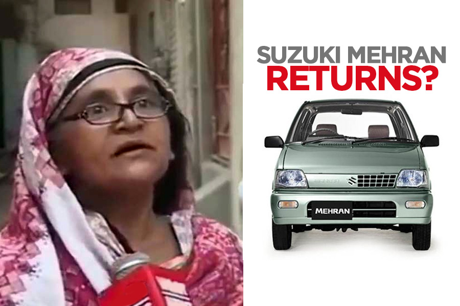 The Truth Behind Mehran VX Limited Edition 5