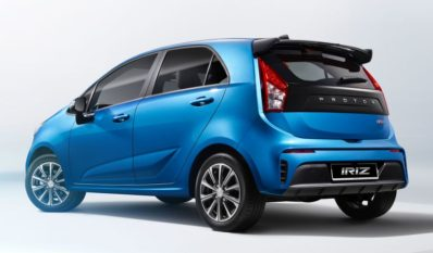 Proton Unveils the 2019 Iriz Facelift 3