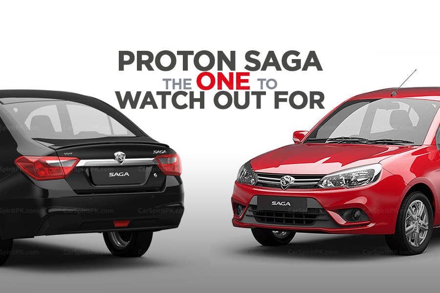 Proton Saga- The One To Watch Out For 7