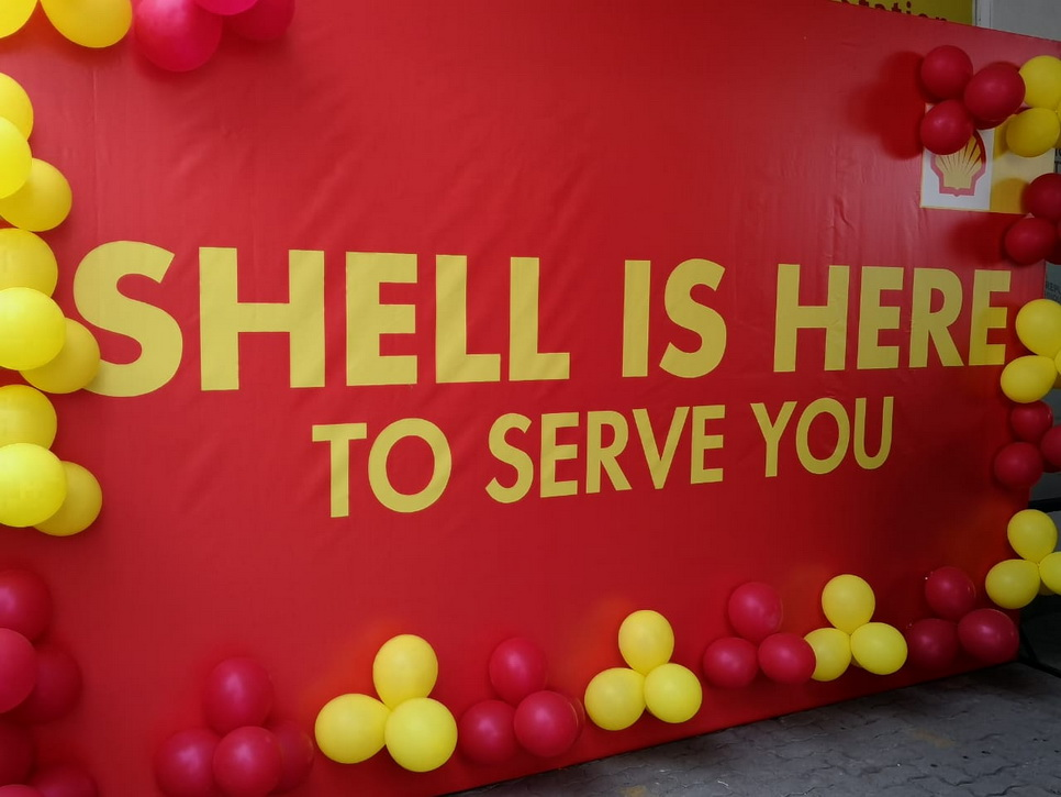 Shell Re-Launches 3 Retail Fuel Sites in Lahore 7