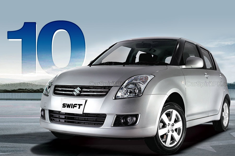 Pak Suzuki Swift Enters 10th Year of Production in Pakistan 4