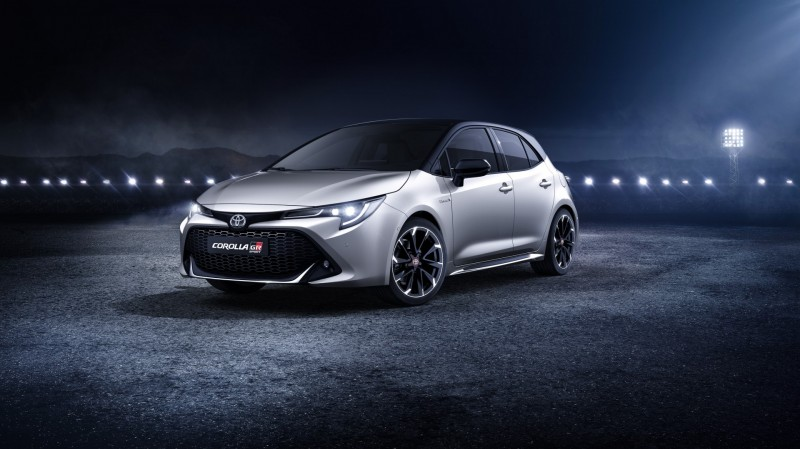 New Toyota Corolla GR Sport & Trek Revealed 7