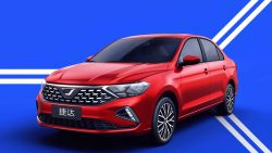Jetta Becomes an Independent Brand in China 4