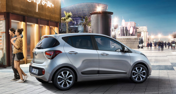 Next Generation Hyundai i10 Renderings 4