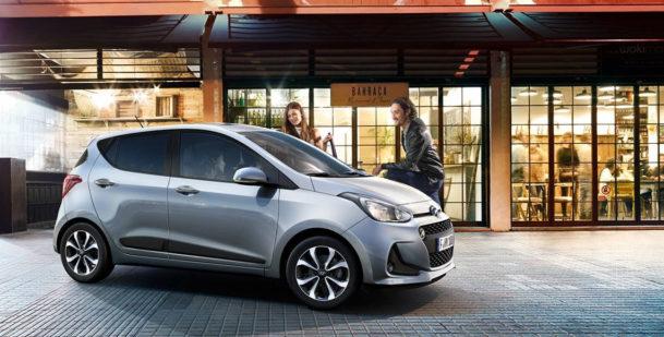 Next Generation Hyundai i10 Renderings 3