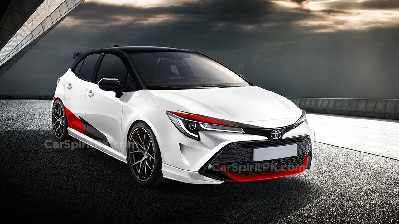 Toyota Corolla GRMN Confirmed 9