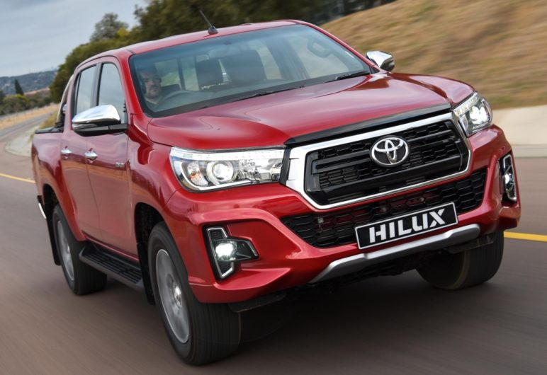 Should Toyota Introduce Hilux Revo Facelift in Pakistan? 5