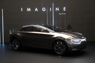 Kia Unveils Imagine Concept at Geneva 5