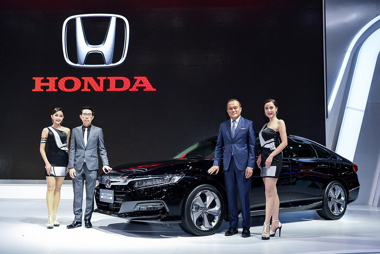 10th Gen Honda Accord Showcased at 2019 BIMS 1