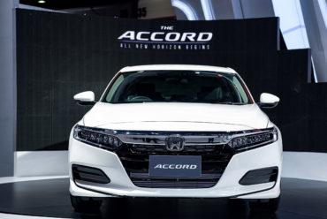10th Gen Honda Accord Showcased at 2019 BIMS 4