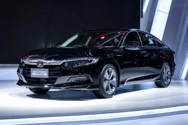 10th Gen Honda Accord Showcased at 2019 BIMS 3