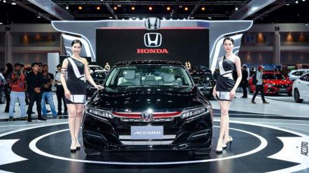 10th Gen Honda Accord Showcased at 2019 BIMS 2