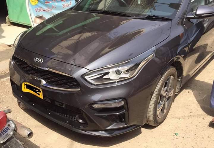 Kia to Introduce Cerato Sedan in Pakistan 1